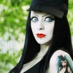 Death Princess tattoo