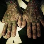 Dragon Hands japanese tattoo idea