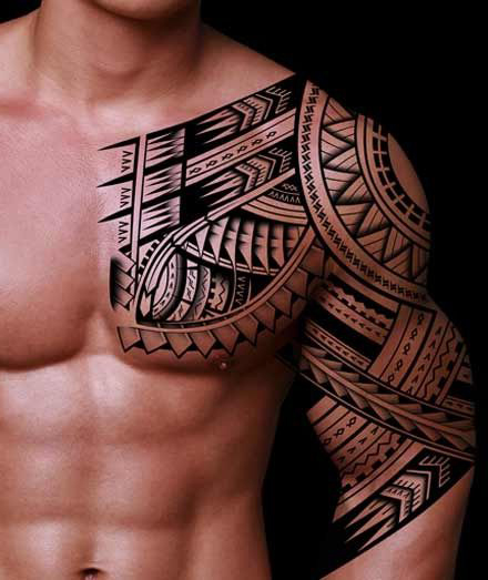 ethnic tattoo picture for men best tattoo ideas gallery. Black Bedroom Furniture Sets. Home Design Ideas