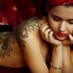 Full Back Graphic tattoo