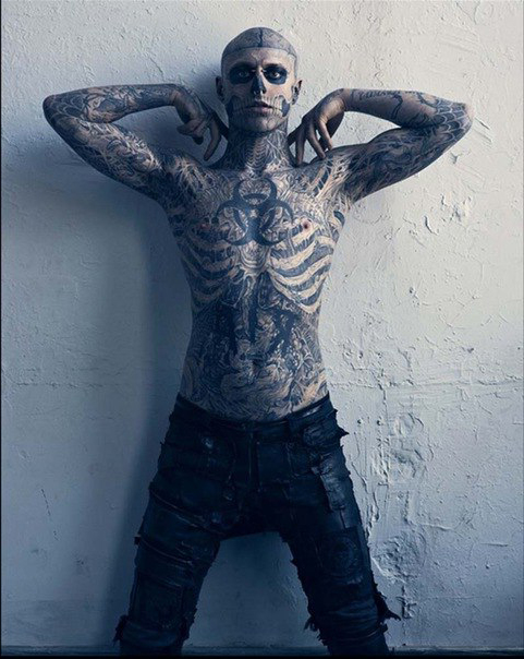 Incredible Zombie Boy Tattoos Best Tattoo Ideas Gallery