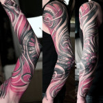 Iron-Shod tattoo sleeve idea