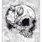 Long Ago Skull