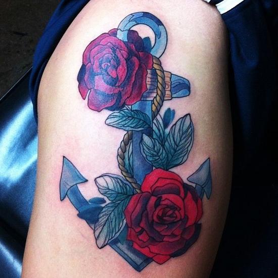 My Steady Glory tattoo