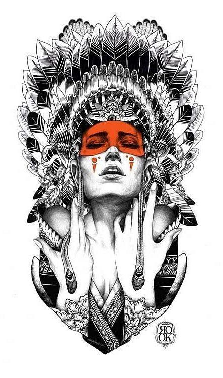 Native Passion tattoo
