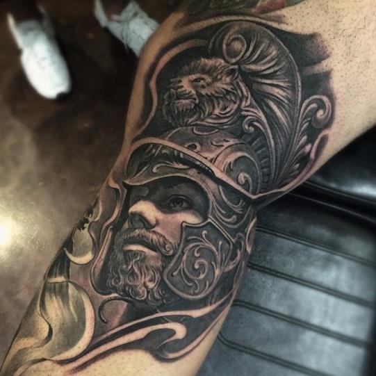 Roman Legion tattoo