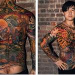 True Japanese Yakuza Tattoo