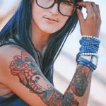 Zombie Fusion tattoo