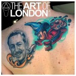 Disney Micky Mouse tattoo by The Art of London
