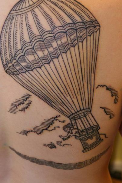 Fly Away Graphic tattoo idea