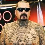 Inca's Full Body Chicano tattoo