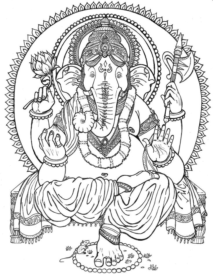 kind ganesh tattoo sketch best tattoo ideas gallery. Black Bedroom Furniture Sets. Home Design Ideas