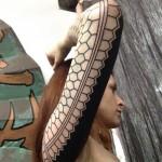 Nice Sleeve Blackwork tattoo idea
