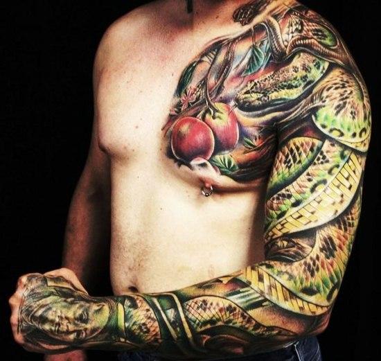 Snake Best Tattoo Ideas Gallery Part 7