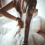 Super bride Tattoo