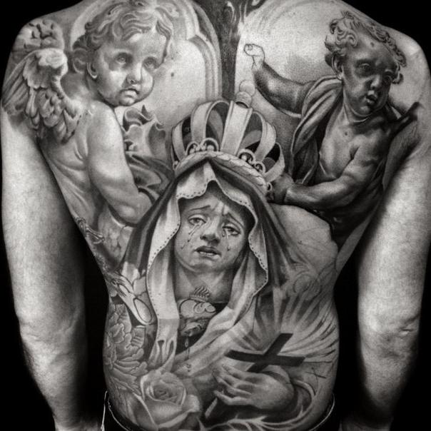 Tears of World Pain Chicano tattoo
