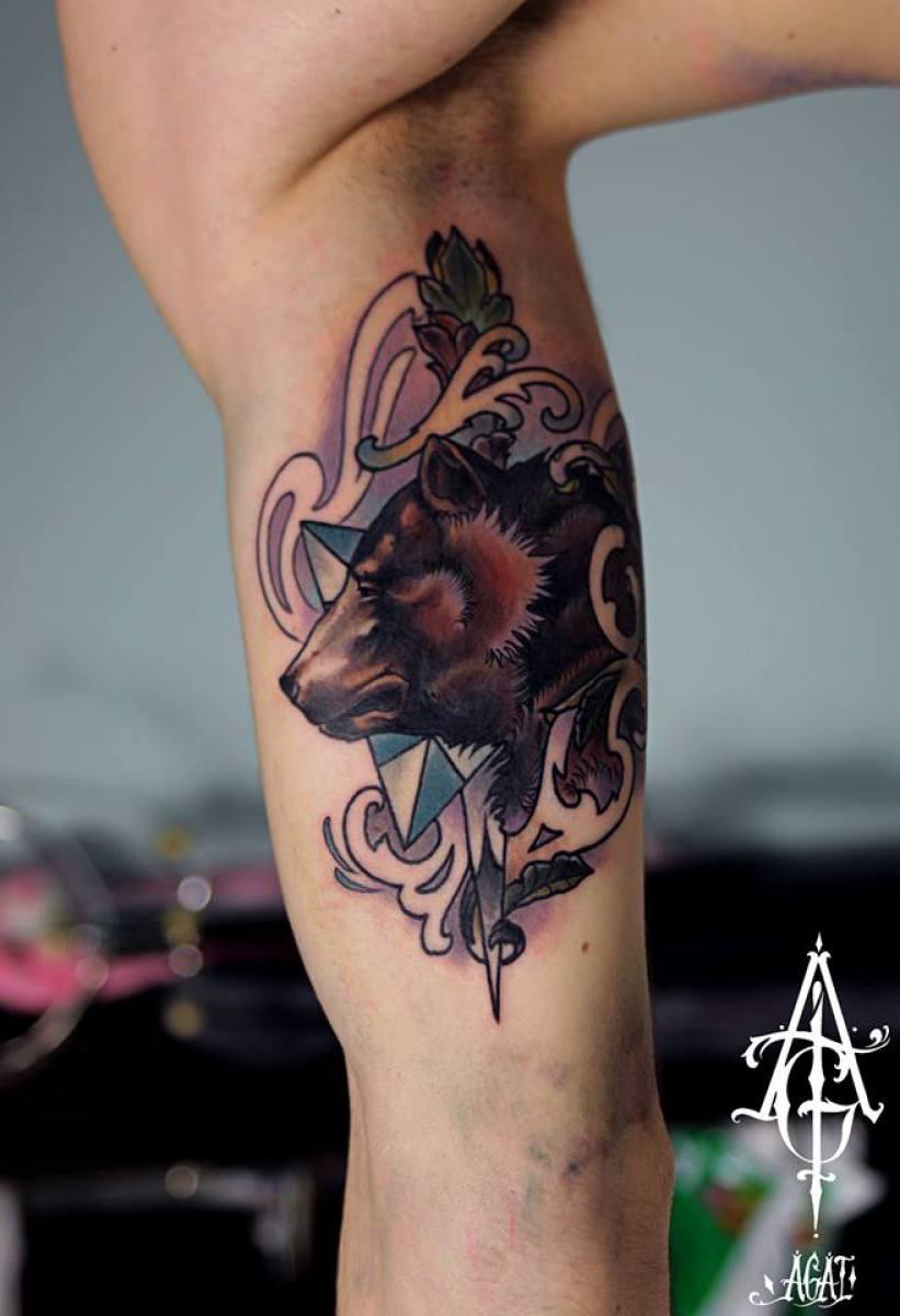 Polar Bears Tattoo Cute Best Tattoo Ideas Gallery
