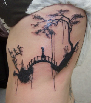 blackwork tattoos best tattoo ideas gallery part 28. Black Bedroom Furniture Sets. Home Design Ideas