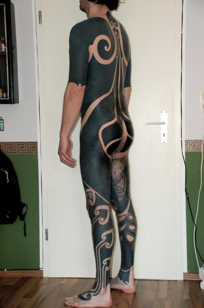Full body a lot of black blackwork tattoo best tattoo ideas gallery