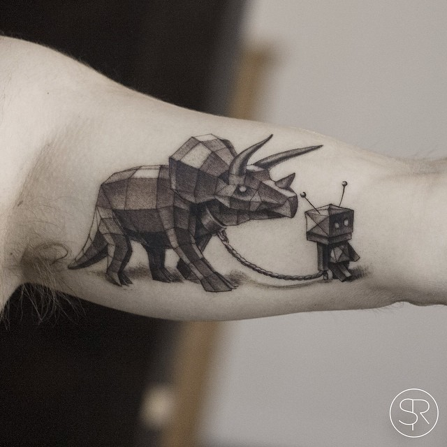 So Happy With These Guys Tattoo Dinos Dinosaur Origami Foot Rh Com