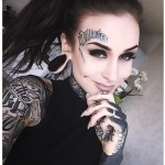 Beautiful Smile of Monami Frost
