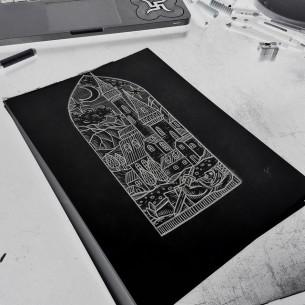 Dead King Town White tattoo idea