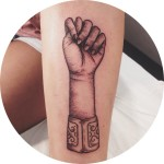 Fig Sign tattoo by Dwam