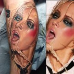 Jenna Jameson tattoo