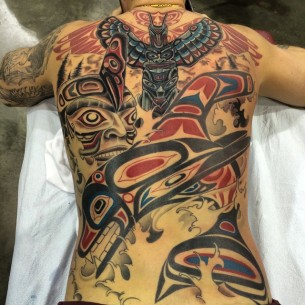 Maori Full Back