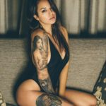 Nature Beauty Stephanie Marazzo Amazing body tattoos