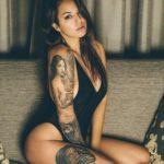 Nature Beauty Stephanie Marazzo Amazing body tattoos