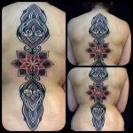Spine Symmetry
