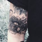 Bird Nest tattoo