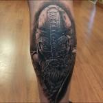 Danish Viking tattoo
