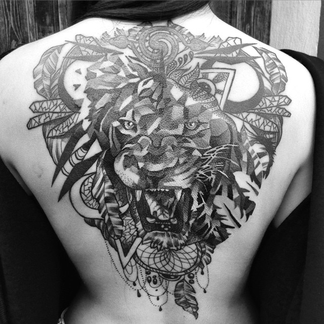 What Does Lion Tattoo Tell About You Best Tattoo Ideas Gallery
