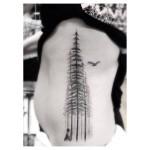 Giant Pine-Trees tattoo