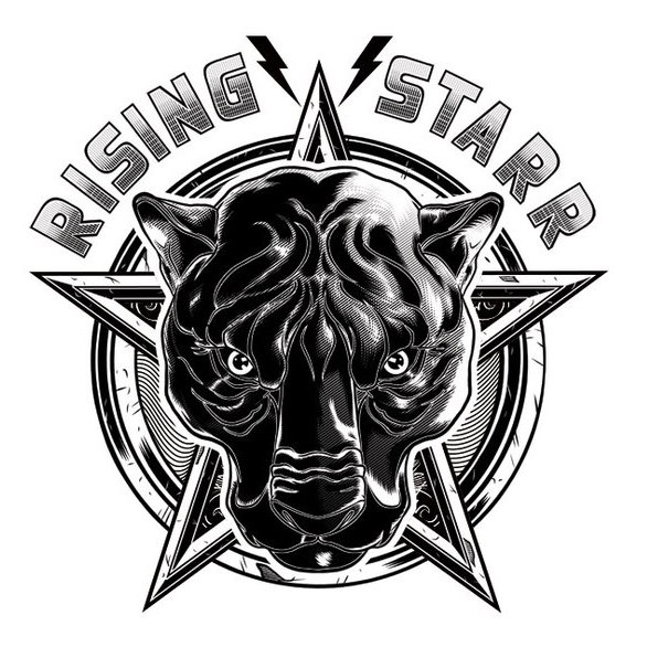 Rising Star Panther tattoo idea