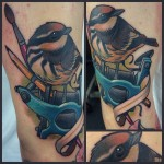 Sparrow Tattoo Machine