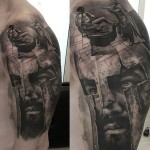 This Is Sparta Tattoo