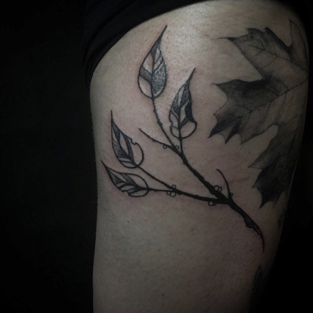 Little Branch Tattoo