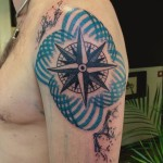 Nautical Star Tattoo