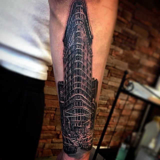 New York Tattoo