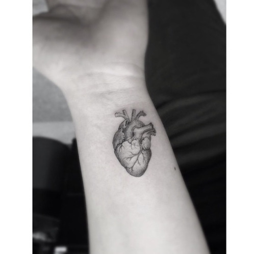 heart small tattoo