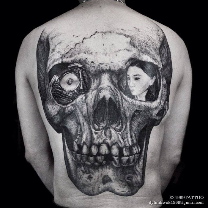 tattoo by Dylan Kwok