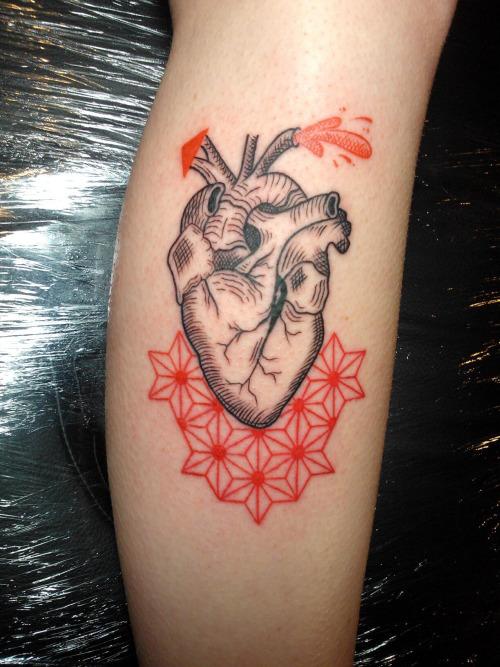 tattoo by Thomas Petucco