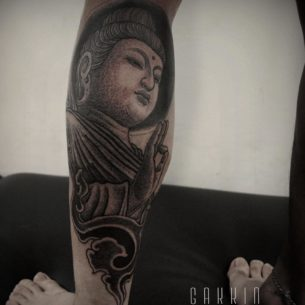 Big Buddha Tattoo