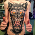 Meaning of Wolf Tattoos