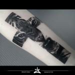 Sacred Tiger Tattoo