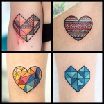 Small Heart Tattoos
