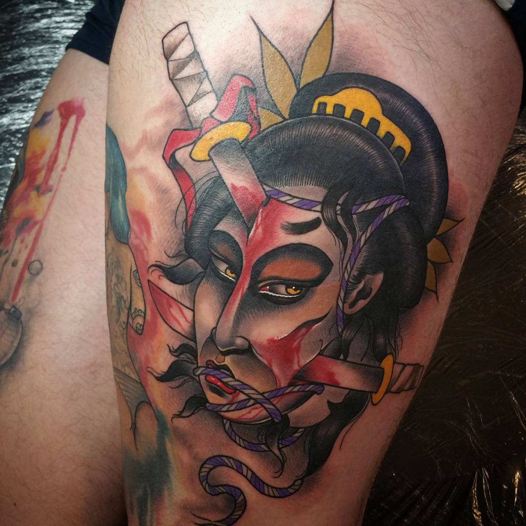 Tattoo Japanese Style